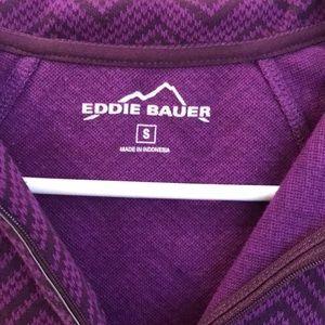 Eddie Bauer Tops - Eddie Bauer Quarter Zip